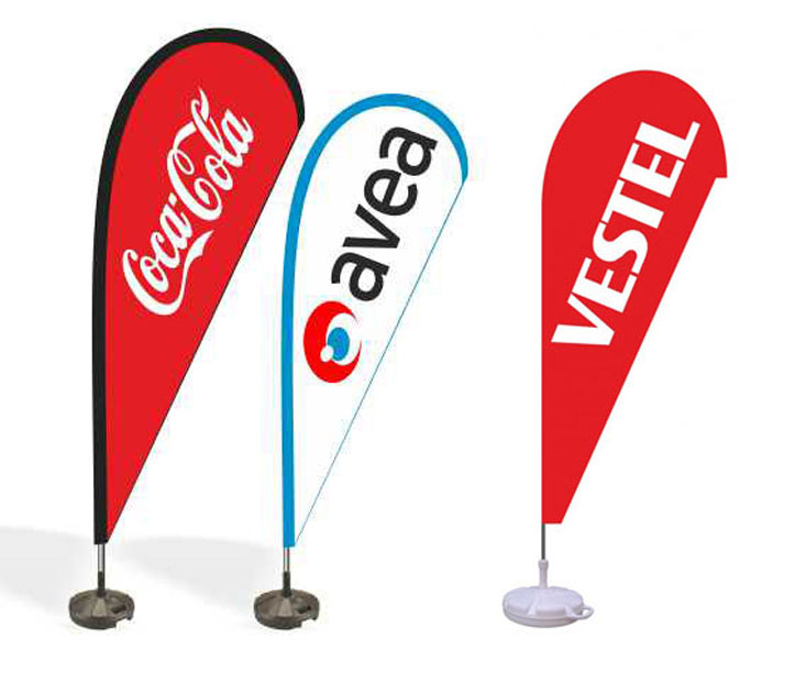 Advertisement Flags