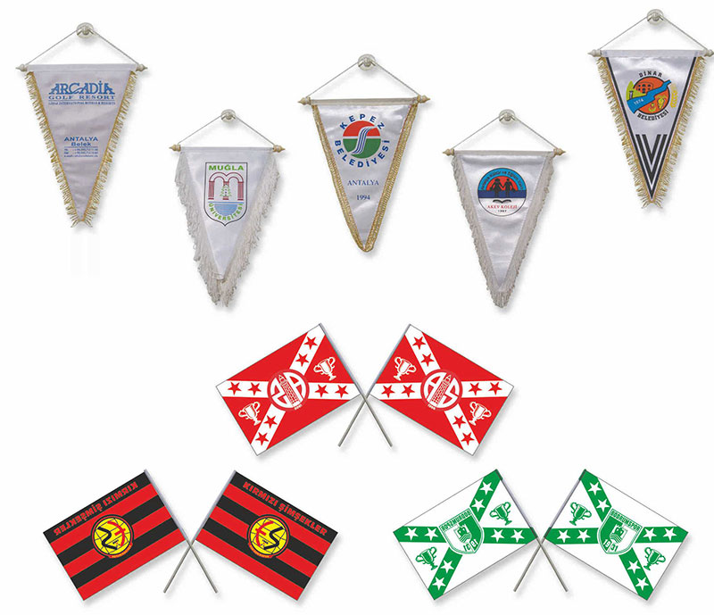Ornament Flags