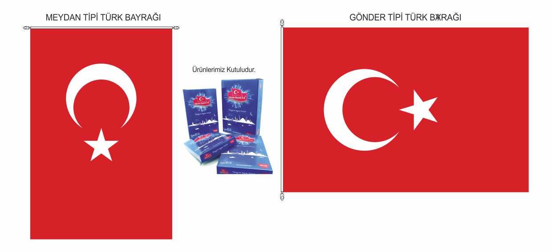 Türk Bayrağı Gönder Bayrak Aş 444 4 310 0850 850 4 310
